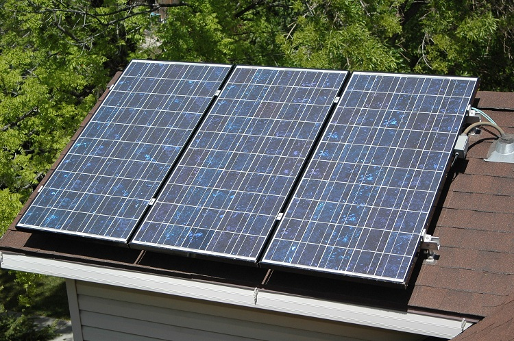 residential solar reeves