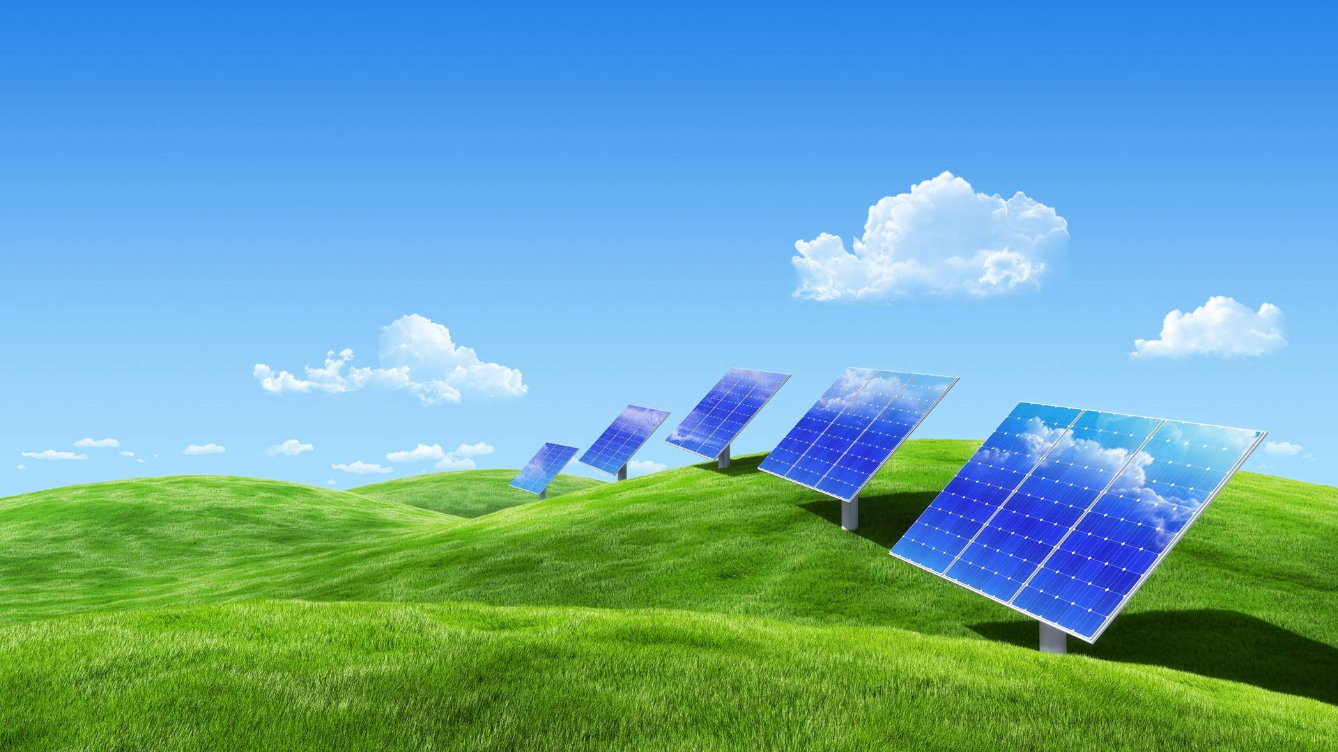 Green Solar Power